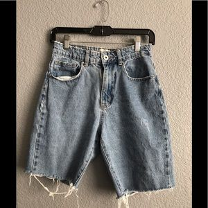 Cotton On Jean Shorts Women's Size 4